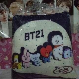 BTS Pillow Bt21