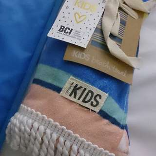 NWT COTTON ON KIDS TOWEL