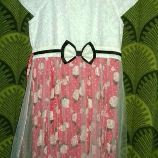Dress Gaun Anak Kidstoo Matahari
