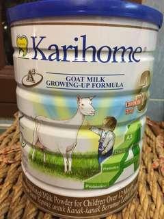 Karihome Goat Milk Growing-Up Formula Step 3