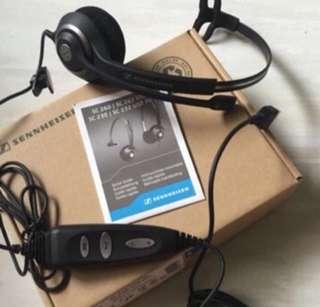 🆓📬🆕 Sennheiser Headset SC230