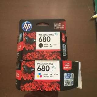 680 HP Ink Advantage