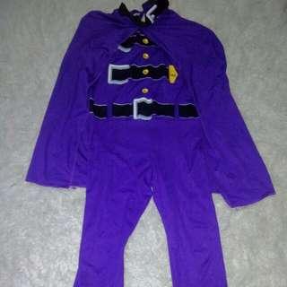 Yu gi oh costume 4-6 yrs old