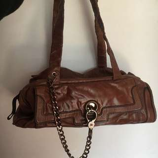 NEW Mimco Large Hazelnut Handbag
