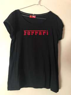 PUMA Ferrari T-shirt