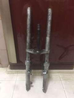 Ebike forks