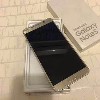 Samsung Galaxy Note5 32G 金