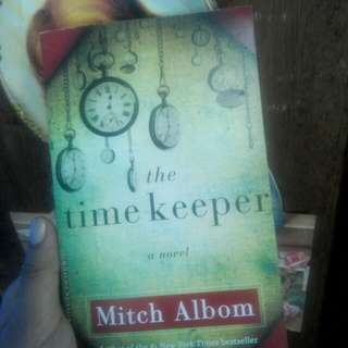 Timekeeper by Mitch Albom