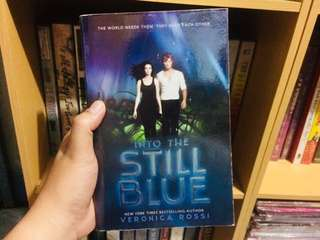 STILL BLUE by Veronica Rossi