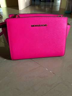Preloved Authentic Michael Kors Selma