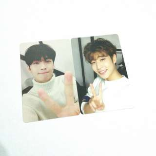 [WTT]ASTRO WITH PHOTOCARD EUNWOO MJ MYUNGJUN