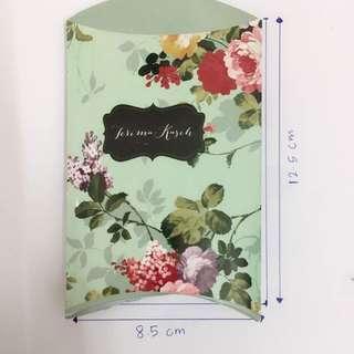 Door gift- Pillow box