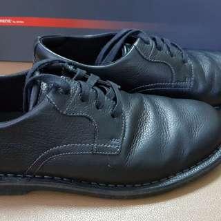 Rockport Size 9 Black Leather Shoes