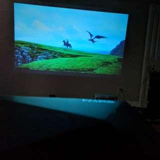 Ezapor projector