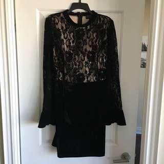 Velvet Dress (2XL)