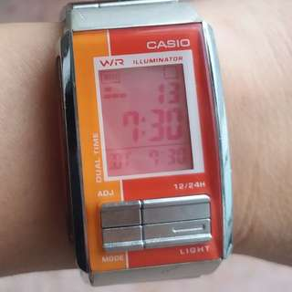 Casio watch錶