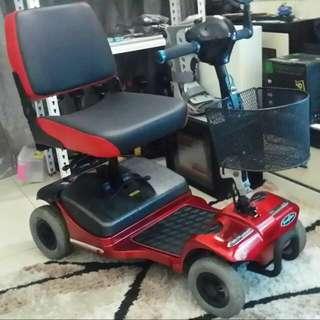 Kerusi Roda Elektrik / Mobility Scooter
