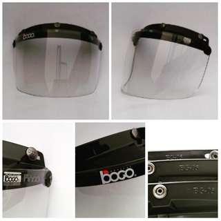 BG-05 VISOR (CLEAR)