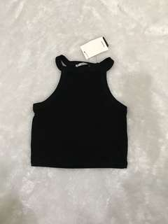 PULL & BEAR HALTER TOP - SIZE M - FIXED!