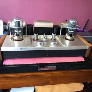 Vacuum tube ampilifer- Dared 845