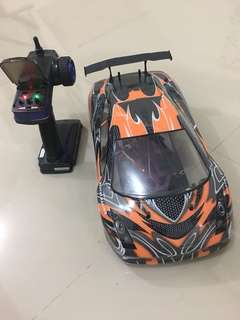 Redcat®️ RTR Fully Assembled Nitro Electric Gas RC Racing Car