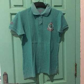 Kemeja Polo shirt tosca kaos