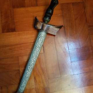 Beautiful Sumatera Keris