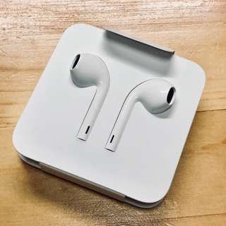 全新 Apple iPhone X EarPods 配 Lightning 接頭