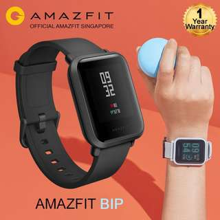 XiaoMi Amazfit BIP GPS Smart Sports Watch (International Version)