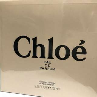 「NEW」Chloe EDP