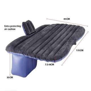Inflatable matress +2 pillow+air pump