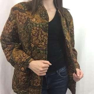 Vintage jacket size L