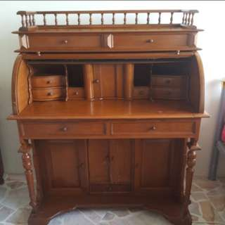 Vintage writing / studying table