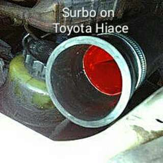 Low cost turbo