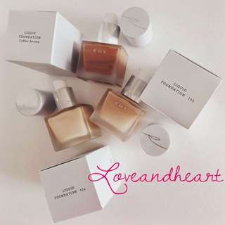 BNIB RMK Liquid Foundation