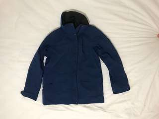 Ladies goretex snow jacket