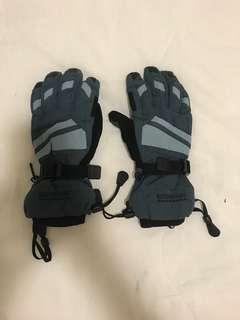 Kathmandu snow gloves (XS) unisex