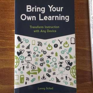 Books - Bring your own learning