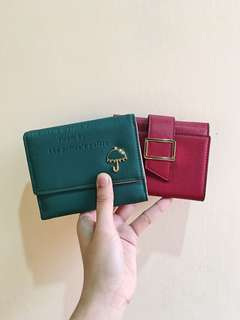 Brand New Wallets