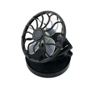 [SPO207]energy saving Clip-on Solar Cell Fan Sun Power energy Panel