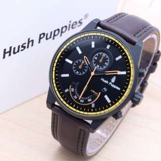 HUSH PUPPIES DATE H-044 LEATHER