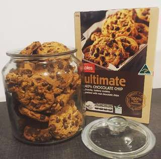 Ultimate Chocolate Chip (40% Chocolate)