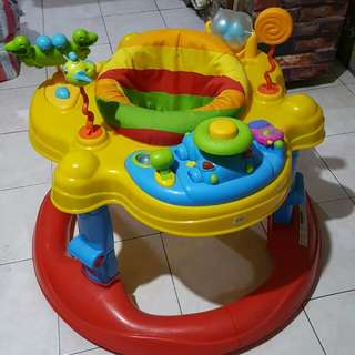 Jumperoo and Walker Baby Company
