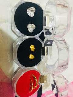 Bangkok Gold Earring