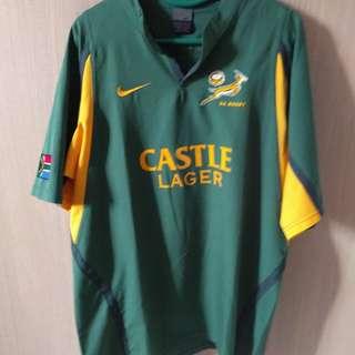 Original Springboks Rugby Jersey
