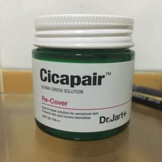 Dr Jart Cicapair Derma Green Solution Re-cover