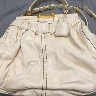 Miu Miu 手挽側揹兩用袋(保證正品)連原裝塵袋