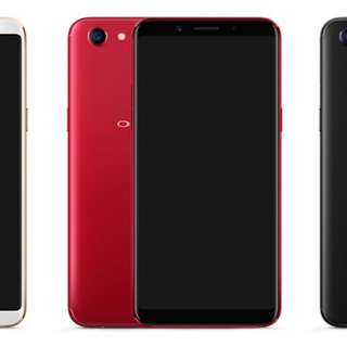 Oppo F5 2018 all type ram