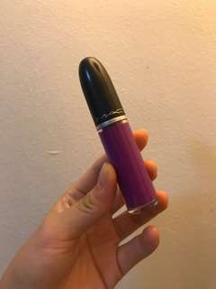 Authentic MAC retro matte liquid lipstick