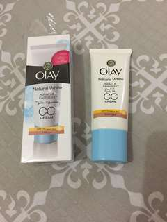 Olay Natural White Cc Cream